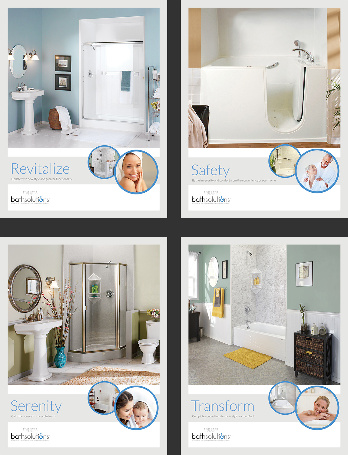 Bath Solutions Wall Art