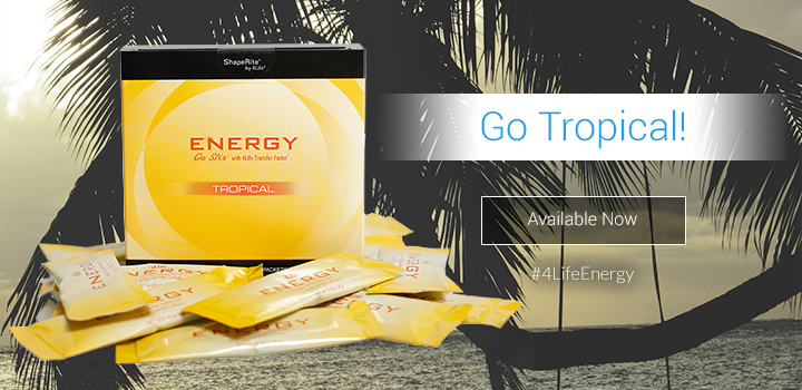 Energy GoStix Tropical Ad