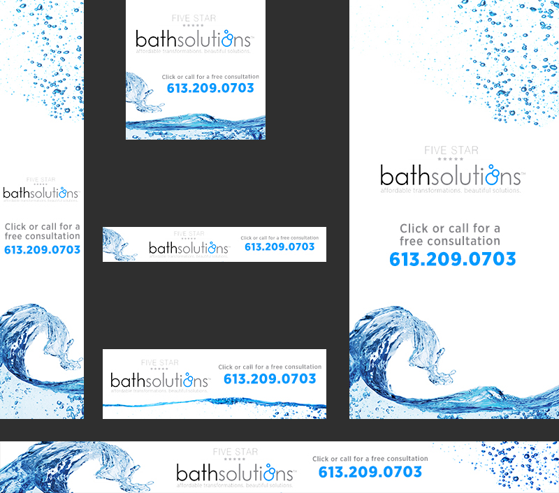 Bath Solutions PPC Ads
